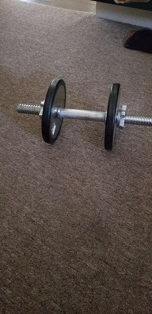 Dumbbells (pair) for Sale in Waltham, MA
