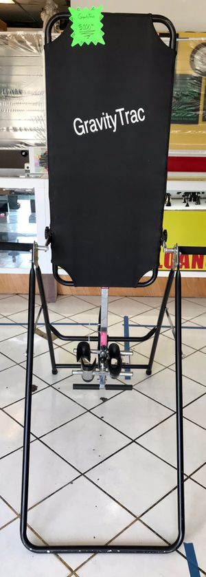 Gravity Trac Inversion Table for Sale in Lake Worth, FL