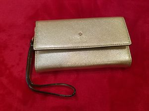 40 kate spade wristlet with phone holder for Sale in Houston, TX