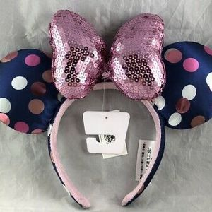 Disneyland Park - Minnie polka dot ears for Sale in Burbank, CA