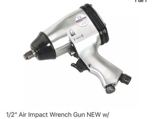 1/2 air impact wrench for Sale in Miami, FL