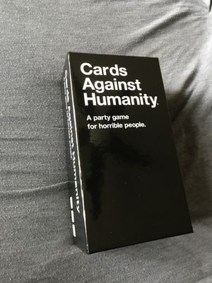 Cards Against Humanity (opened box but brand new) for Sale in Kirkland, WA