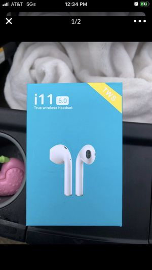 I11s tws wireless Bluetooth headphones for Sale in Bakersfield, CA