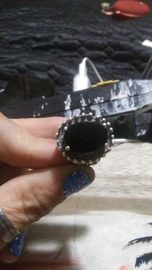 Black onyx ring for Sale in Norman, OK