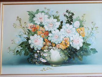 Flower Painting for Sale in El Cerrito,  CA