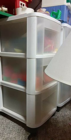 Plastic drawer organizer for Sale in Richmond,  IN