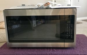 Microwave - brand new open box over 50% off IKEA price for Sale in Payson, AZ