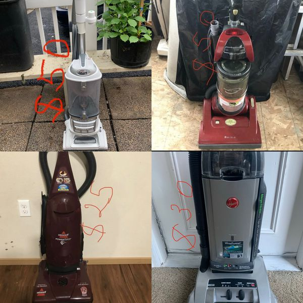 Vacuum cleaners $25-$50 for Sale in Des Moines, WA - OfferUp