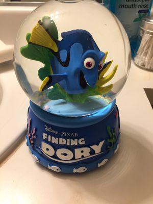 DORY Pixar Snow Globe for Sale in Hillsboro, OR