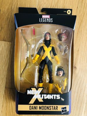 Marvel Legends - New Mutants Series: Dani Moonstar ( New Walgreens Exclusive) for Sale in Des Plaines, IL