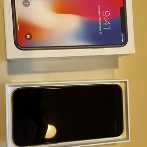 iPhone X Factory Unlocked for Sale in Richland, WA