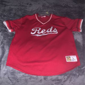 Reds Baseball Jersey for Sale in Frederica, DE