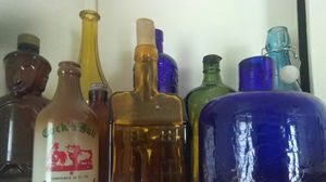 1,800s antiques bottles for Sale in Wichita, KS