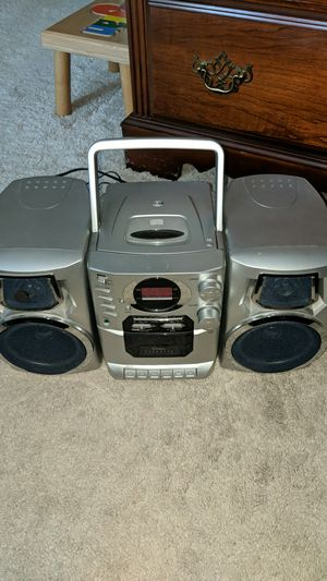 CD/Tape/Radio/Stereo System for Sale in Cary, NC