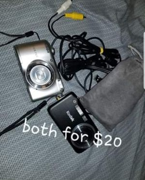 Digital cameras for Sale in Garden City, MI