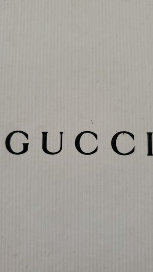 Perfect GUCCI BOX, with shoe bags, never been used. for Sale in La Jolla, CA