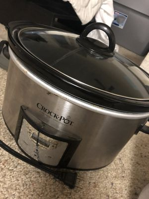 Crock pot for Sale in Tracy, CA