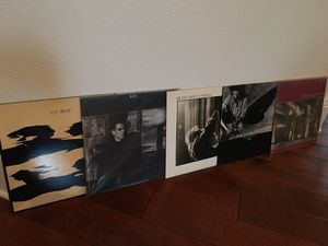 U2 Record albums. Boy. Where the streets have no name. Wide-awake in America. With or without you. The unforgettable fire. for Sale in Tampa, FL