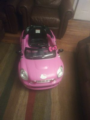 Hello kitty car for Sale in Atlanta, GA