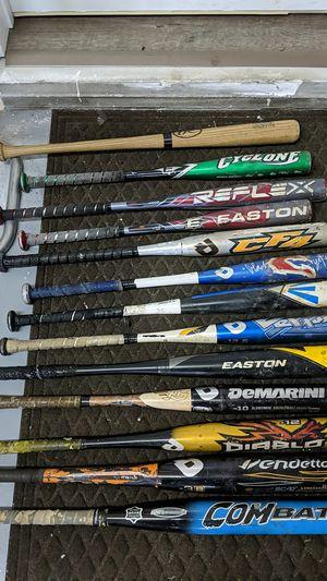 Baseball bats for Sale in Orlando, FL