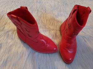 Gymboree little girls cowboy boots 8 for Sale in North Andover, MA