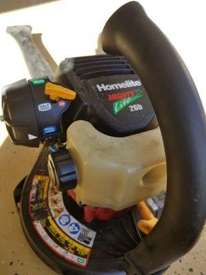 Leaf blower Homelite hand held for Sale in Kissimmee, FL