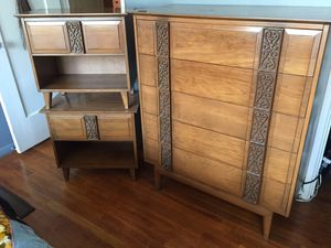 Mid Century bedroom set for Sale in Portland, OR