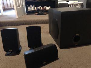 Klipsch 4 piece system for Sale in Pflugerville, TX