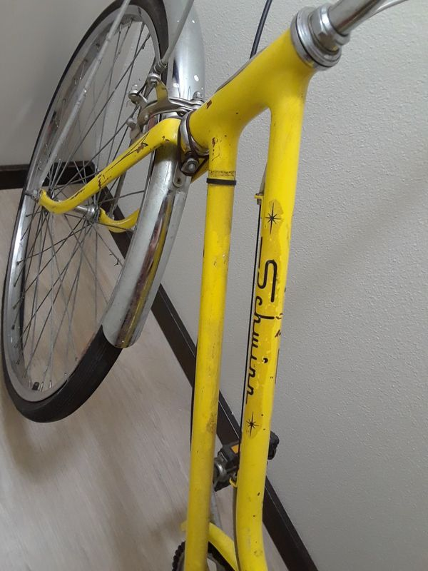 Schwinn breeze 3 speed old bike