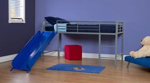 Bunk bed with slide for Sale in Washington, DC