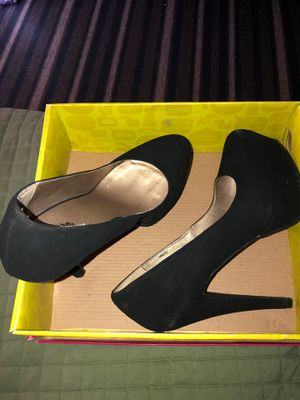 Heels from Charlotte Russe only been worn 3x for Sale in Las Vegas, NV