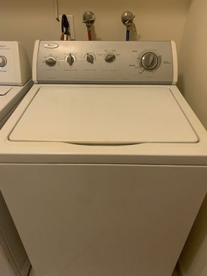 Whirlpool washer and dryer for Sale in Glendora, CA