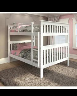 New Full Bunk Bed With Mattress /29 Down for Sale in Houston,  TX