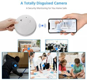 WiFi App Enabled Smoke Detector Spy Camera for Sale in Las Vegas, NV