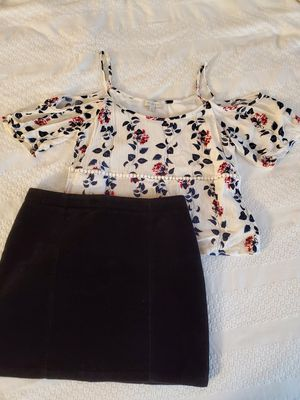 Blouse and Skirt for $10 for Sale in Alexandria, VA