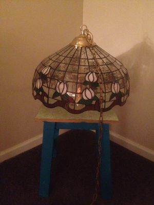 Hanging lamp for Sale in Newburgh, IN