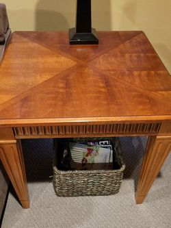 Ethan Allen End And Sofa Tables for Sale in Auburn,  WA