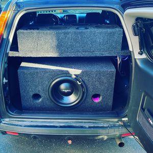 "VXF-15 | 15"" 3,000 WATT MAX POWER CAR SUBWOOFER for Sale in Waterbury, CT"