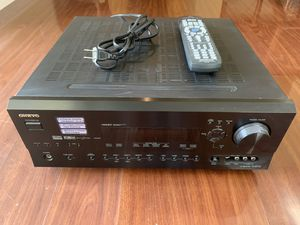 Onkyo TX-SR700 DolbyDigital DTS AV Receiver for Sale in Santa Clara, CA