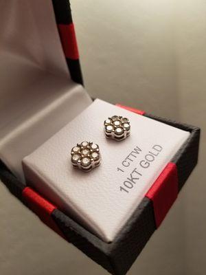 New Diamond Earrings for Sale in Bellevue, WA
