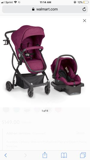 Car seat and carriage for Sale in Sacramento, CA