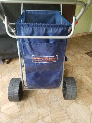 Tommy Bahama beach cart - THE PRICE IS FIRM for Sale in West Palm Beach, FL