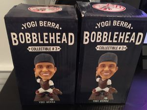 Yogi Berra bobble head for Sale in Brooklyn, NY