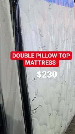 ⭐⭐ Double Pillow Top Mattress ⭐⭐ for Sale in South Gate,  CA