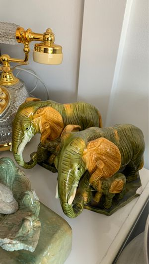 elephant statue for Sale in Bristow, VA