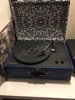 Crosley Record Player for Sale in Dallas, TX
