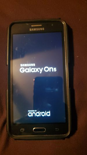 Samsung Galaxy On5 for Sale in Hartford, CT
