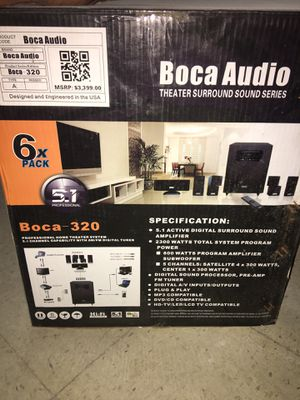 STEREO SYSTEM (brand new) for Sale in Baltimore, MD