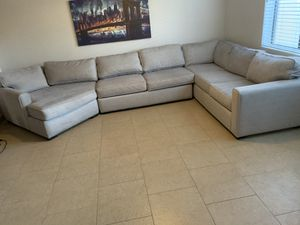 Large couch, good condition for Sale in Scottsdale, AZ