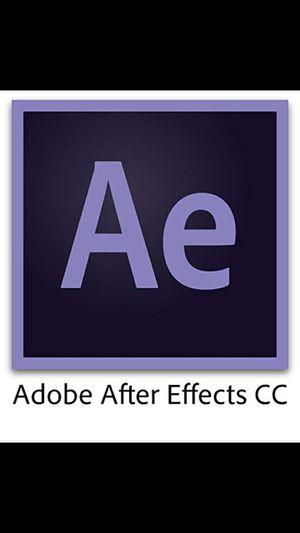 Adobe After Effects for Sale in Bellevue, WA
